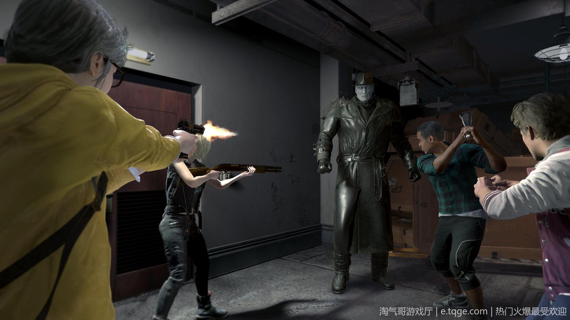 生化危机3重置版/生化3重置版 射击游戏 第4张