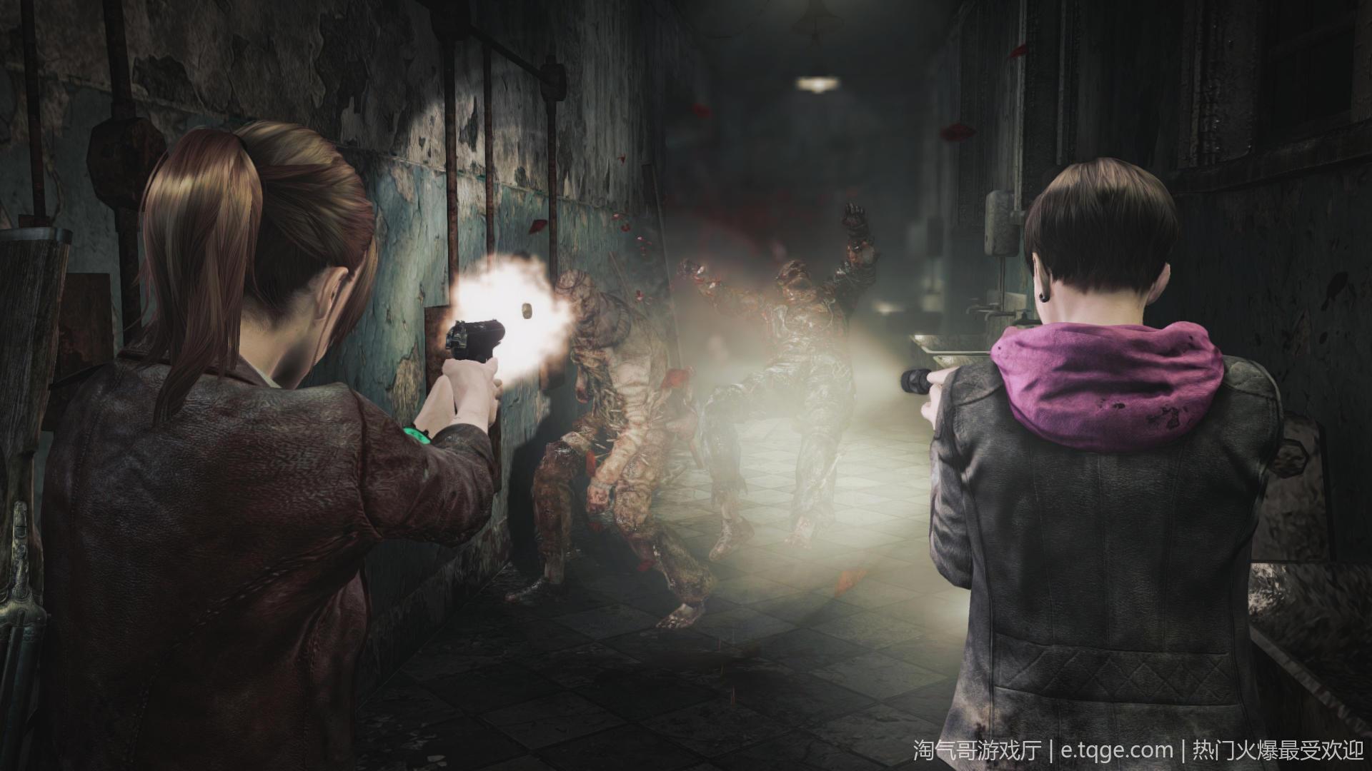生化危机:启示录2 射击游戏 第2张