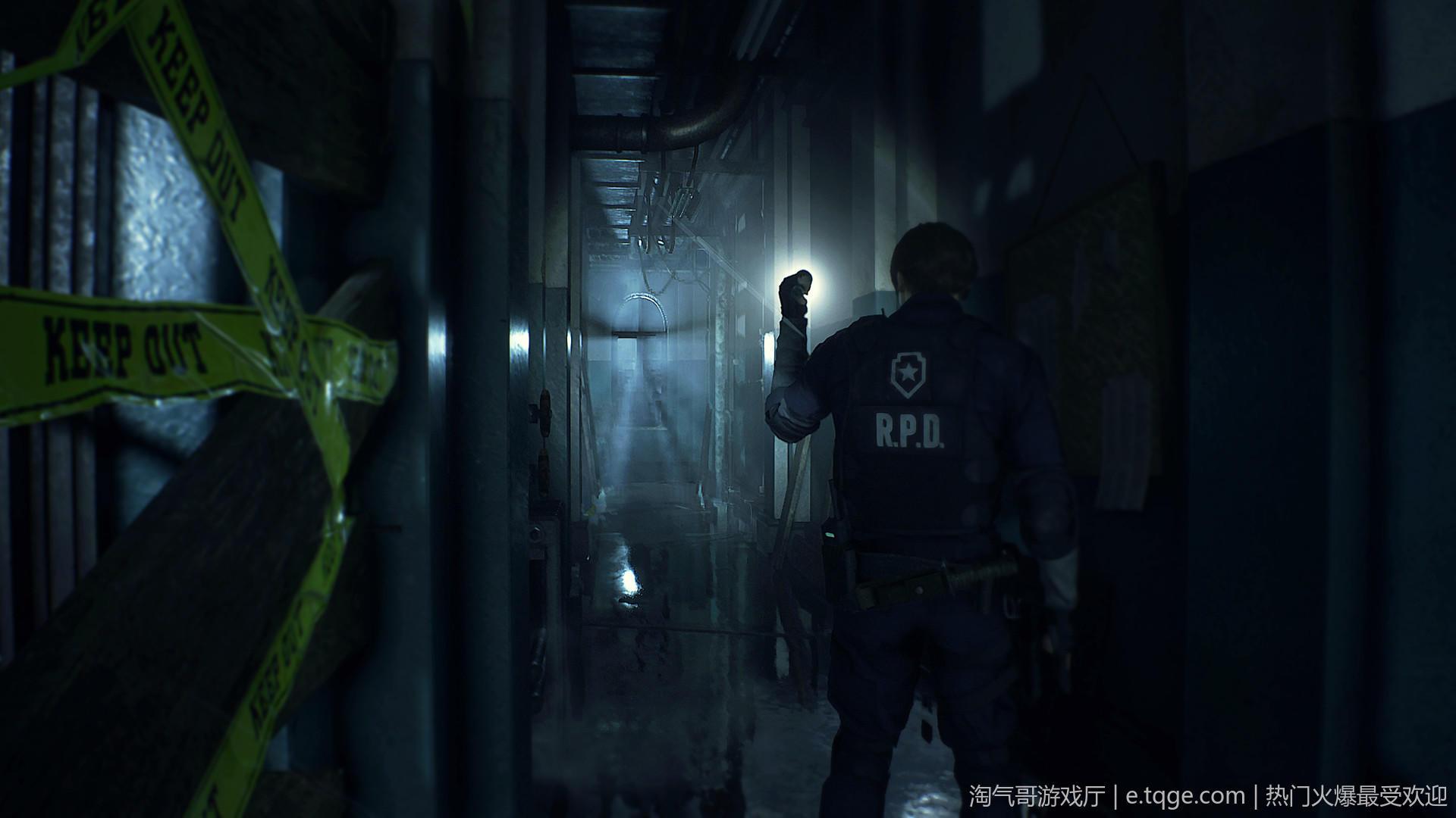 生化危机2:重制版 射击游戏 第3张