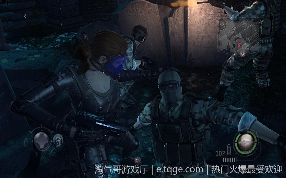 生化危机:浣熊市行动 射击游戏 第2张