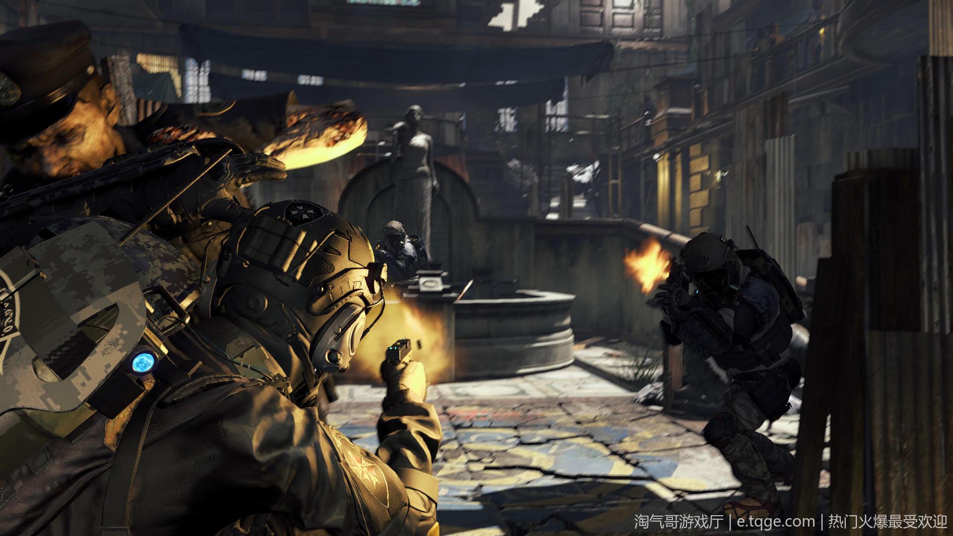 生化危机:保护伞小队/安布雷拉兵团 射击游戏 第2张