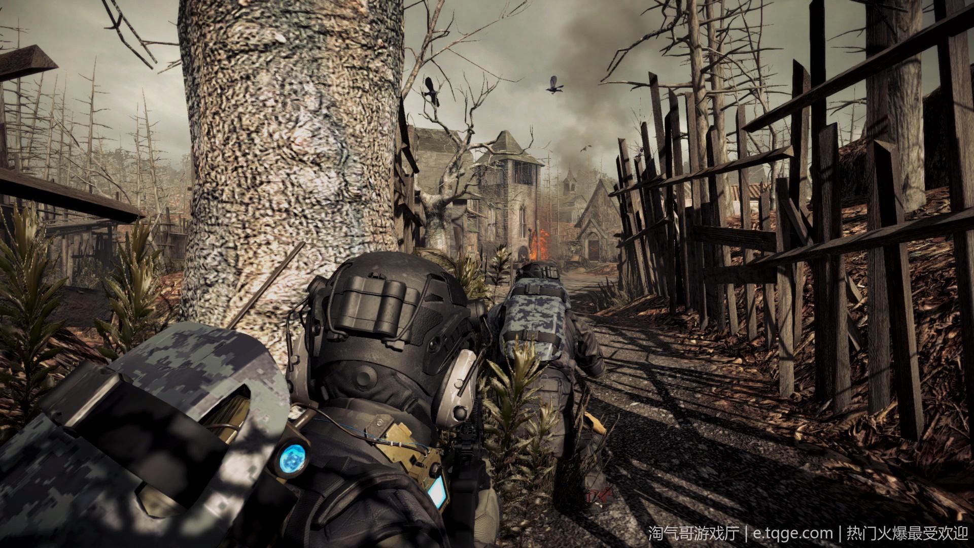 生化危机:保护伞小队/安布雷拉兵团 射击游戏 第4张