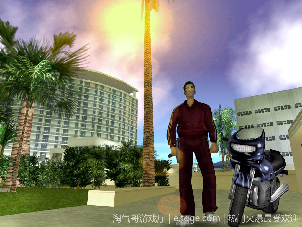 GTA罪恶都市【经典的老版本】 动作冒险 第1张
