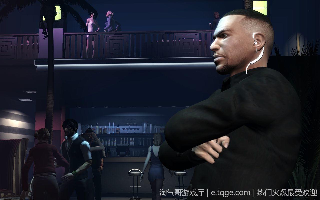 GTA4侠盗猎车4自由城之章 纯净版 热门游戏 第1张