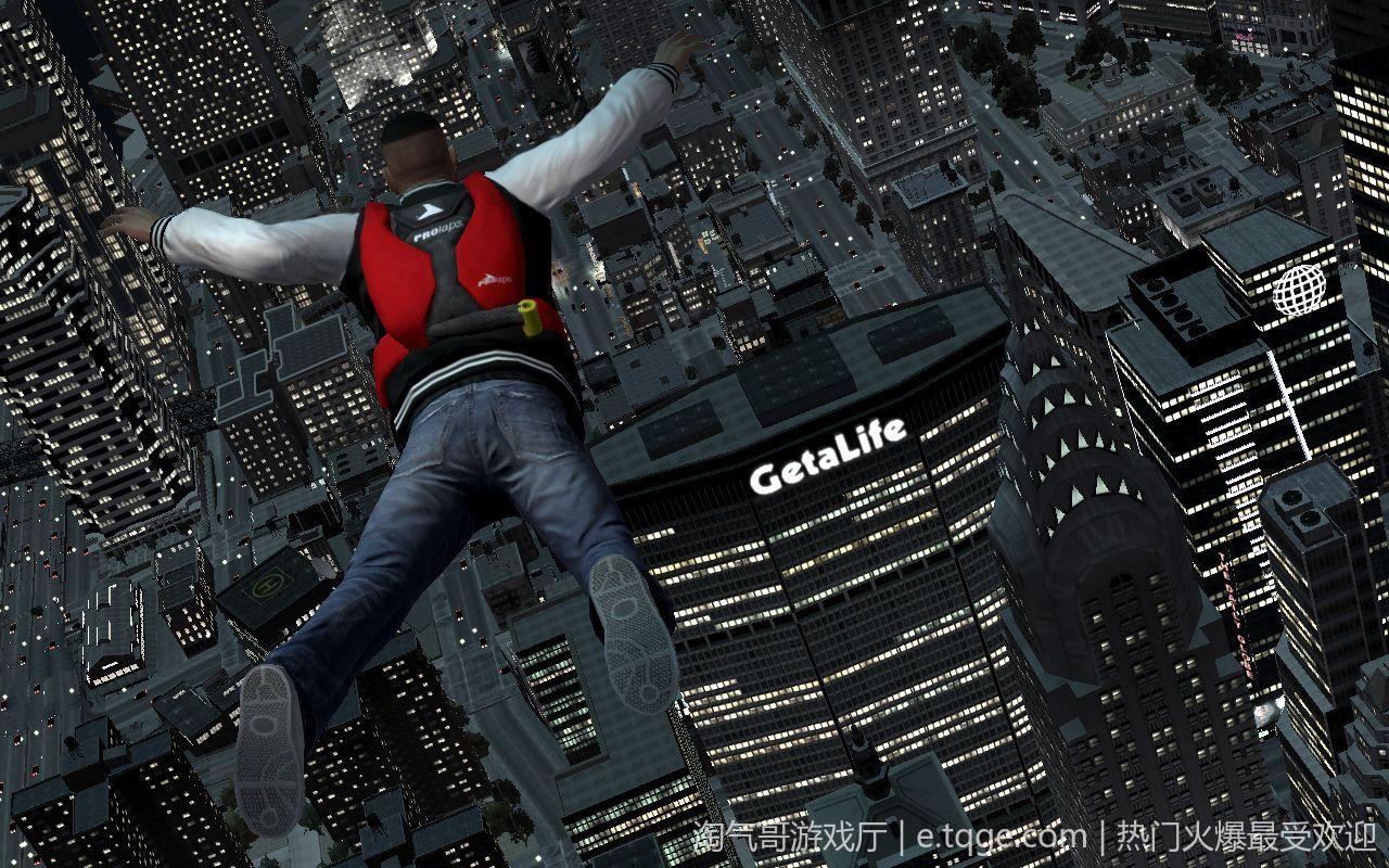 GTA4侠盗猎车4自由城之章 纯净版 热门游戏 第2张