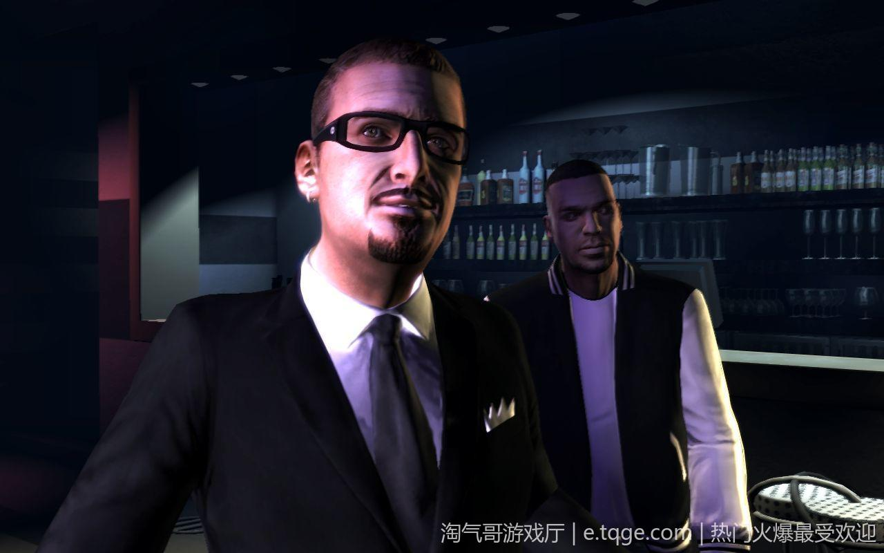 GTA4侠盗猎车4自由城之章 纯净版 热门游戏 第4张