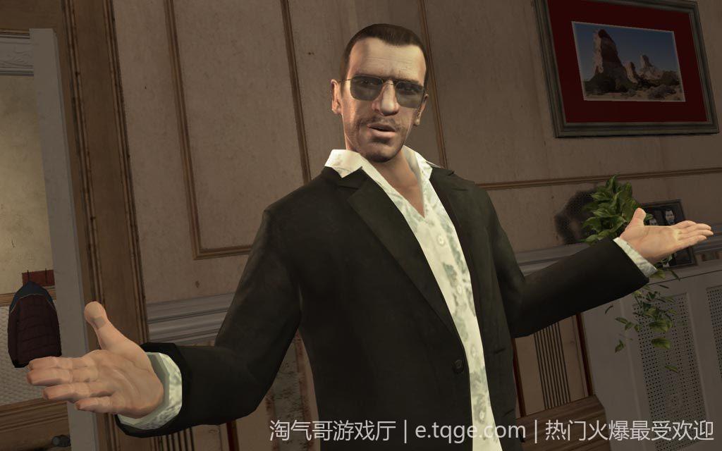 GTA4侠盗猎车4纯净版 动作冒险 第1张