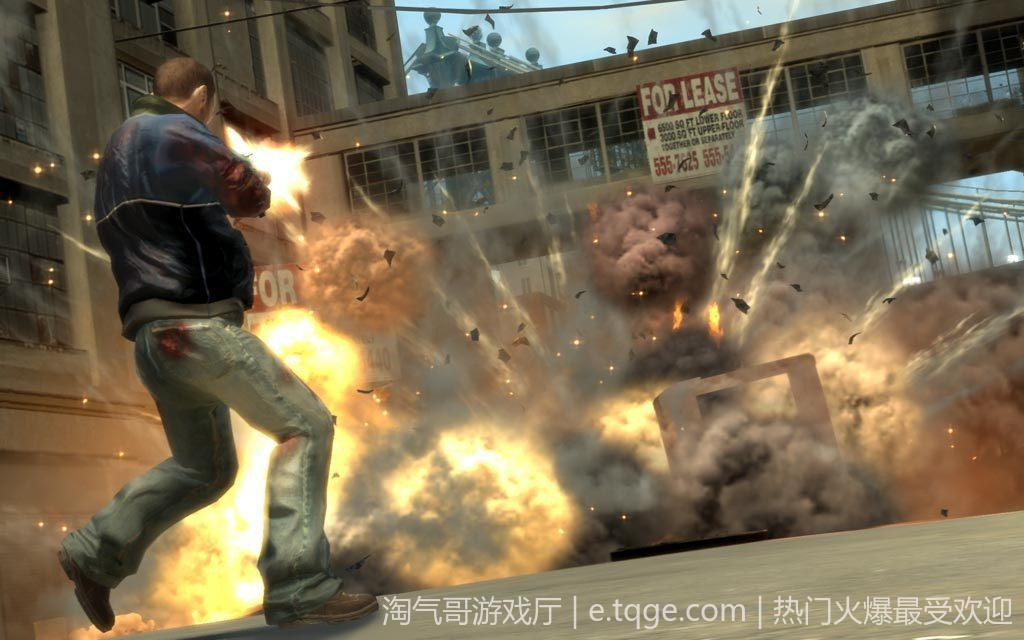 GTA4侠盗猎车4纯净版 动作冒险 第4张