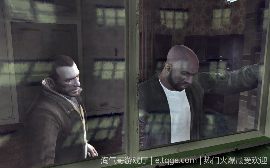GTA4侠盗猎车4纯净版 动作冒险 第2张