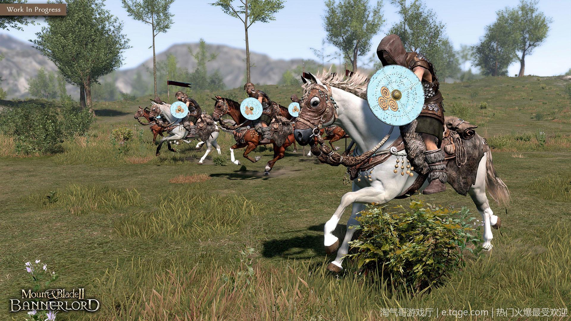 骑马与砍杀2:霸主/骑砍2 动作冒险 第3张