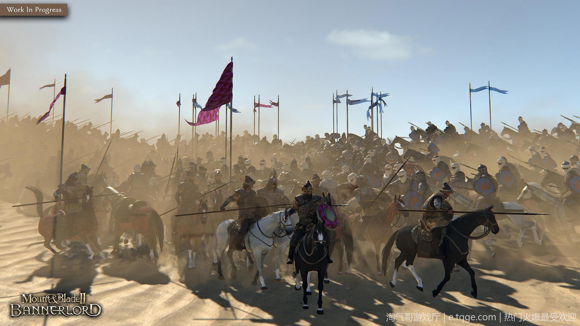 骑马与砍杀2:霸主/骑砍2 动作冒险 第2张