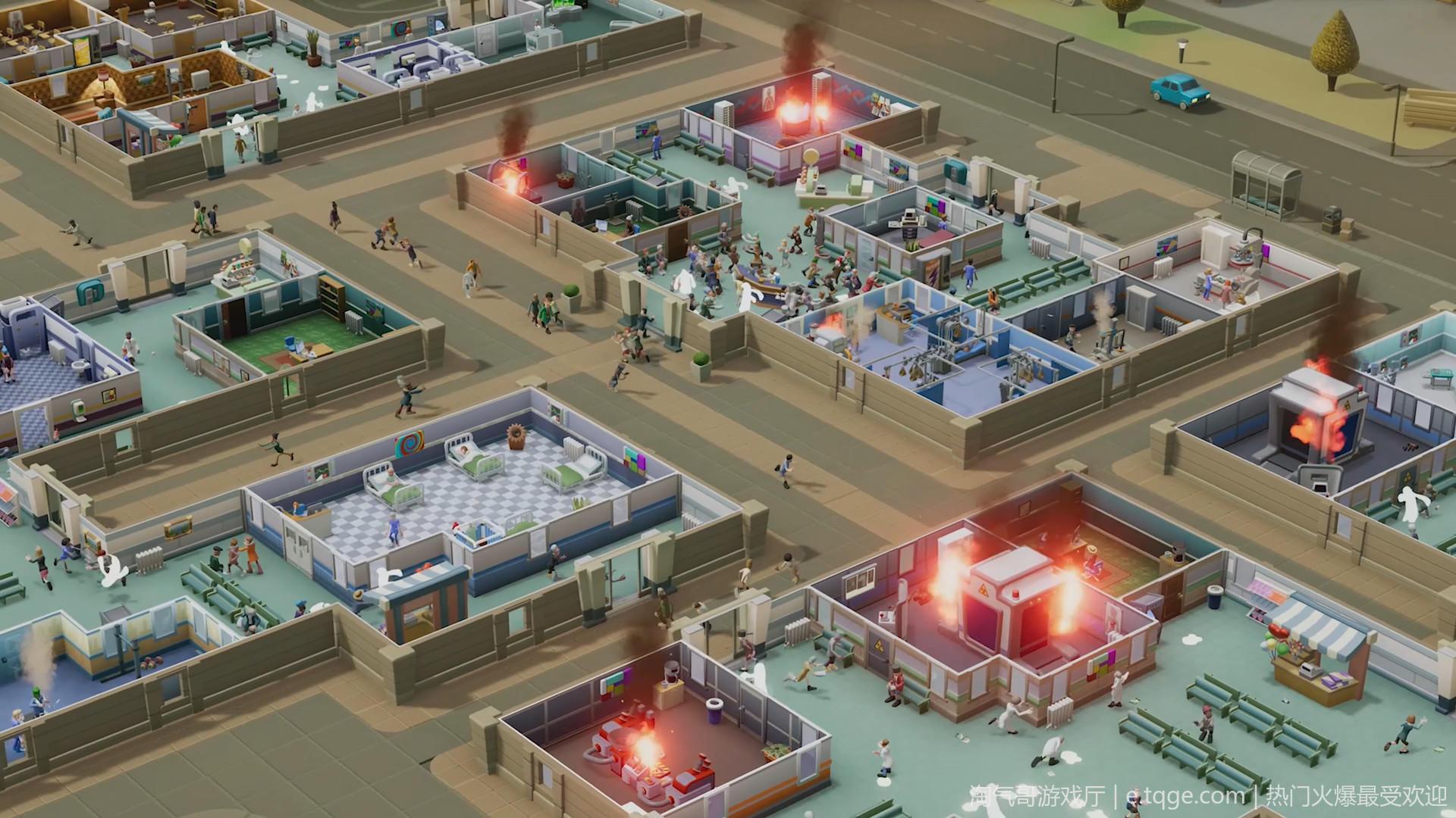 双点医院 模拟经营 第1张