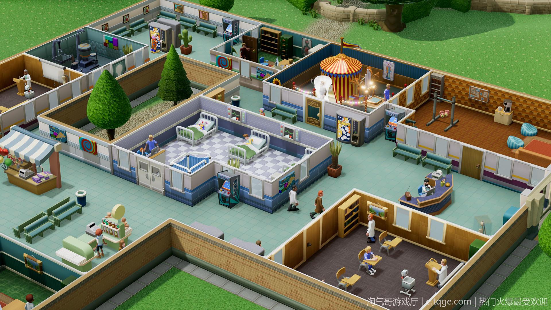 双点医院 模拟经营 第4张