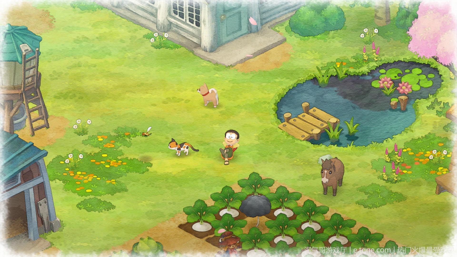 哆啦A梦:牧场物语 动作冒险 第1张