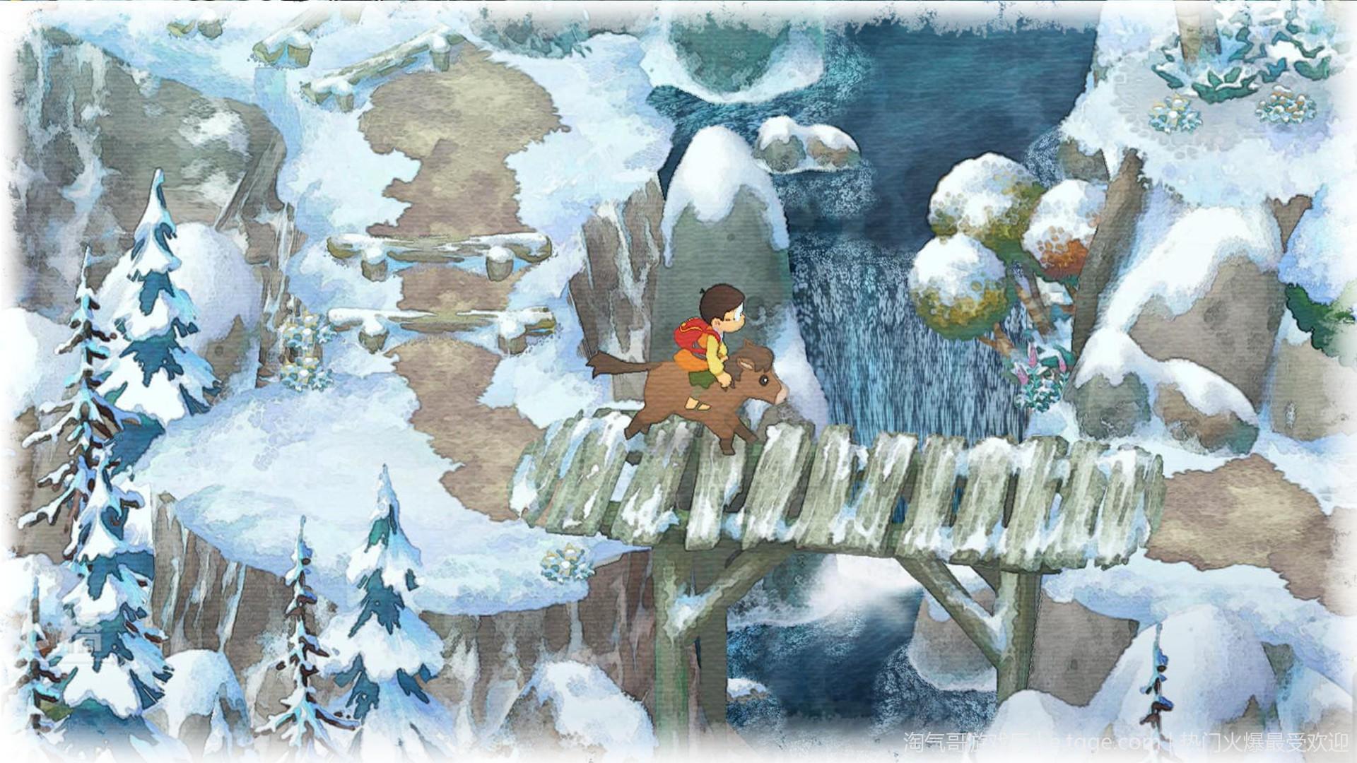哆啦A梦:牧场物语 动作冒险 第3张