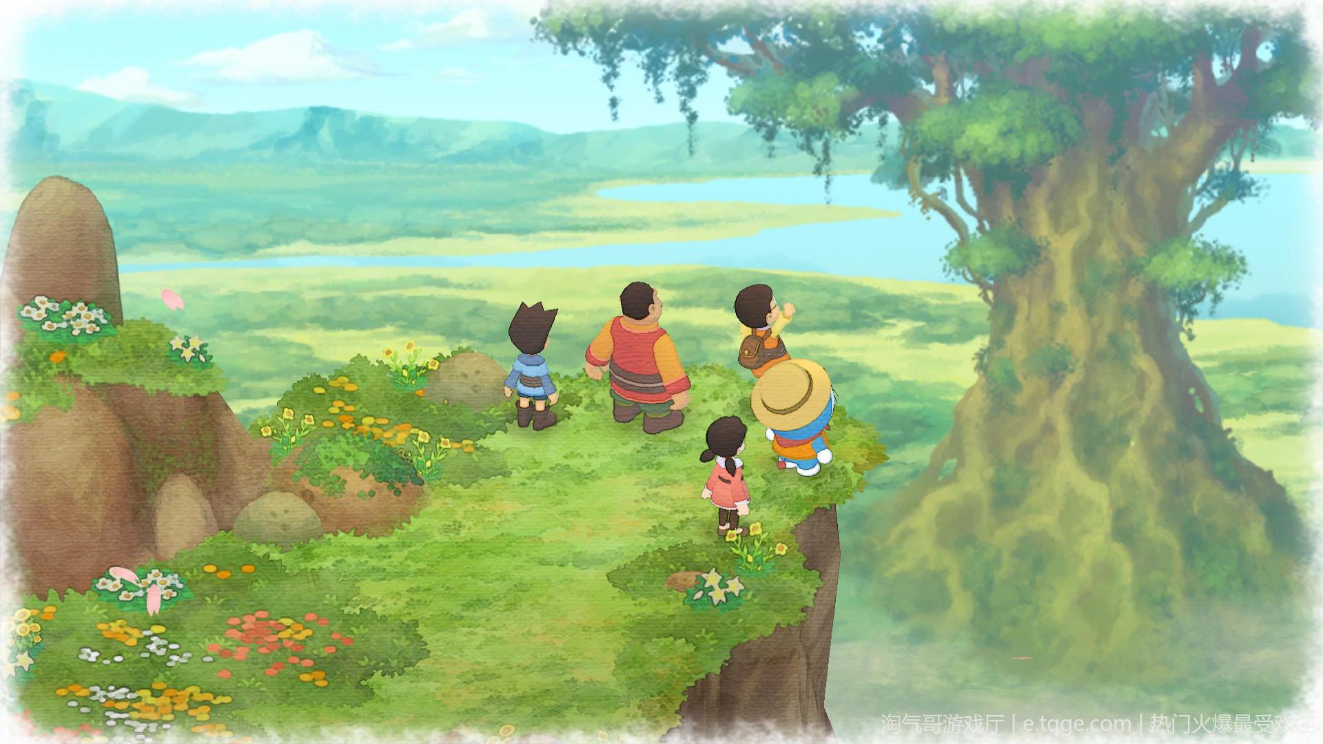 哆啦A梦:牧场物语 动作冒险 第4张