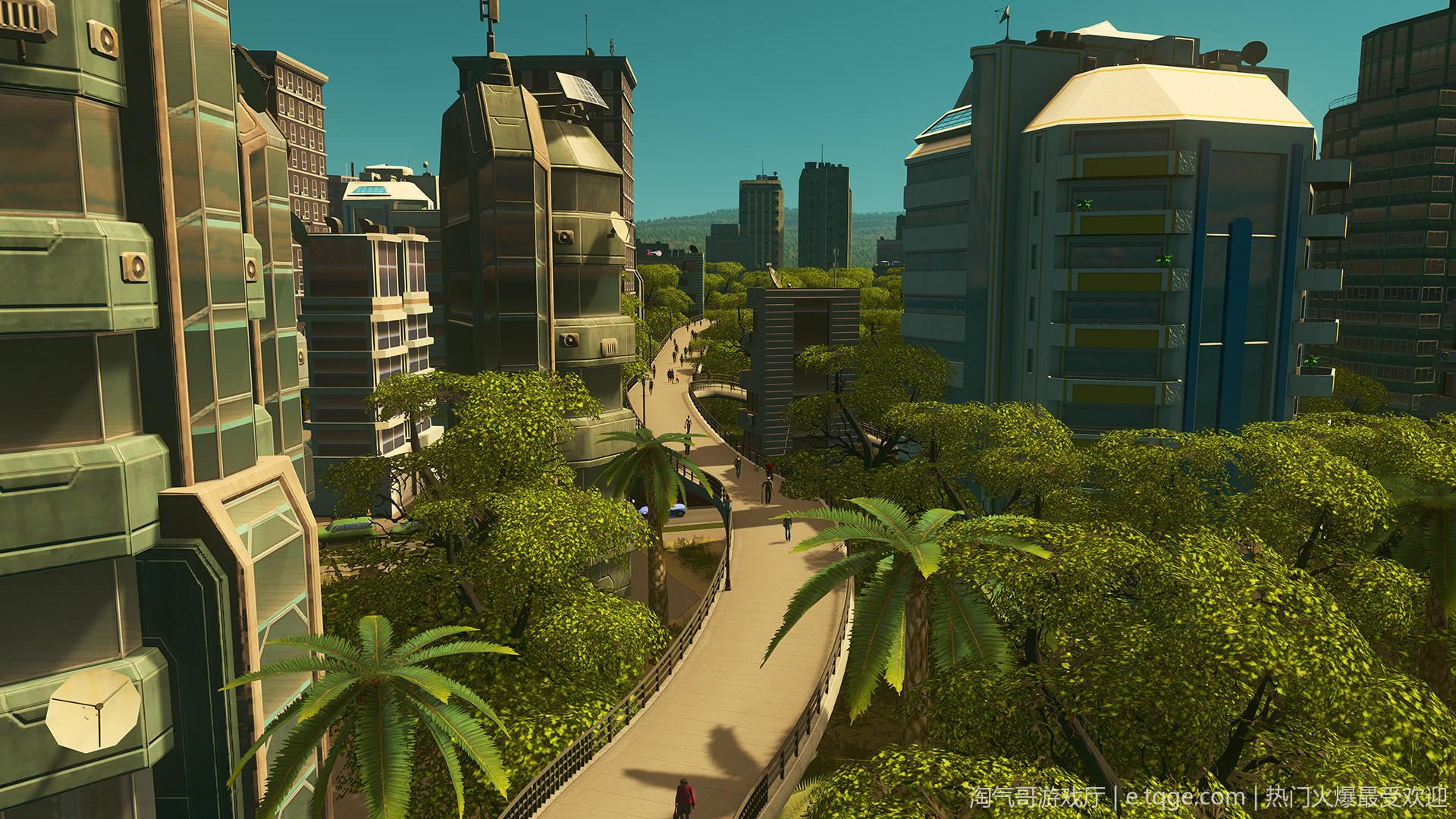 城市天际线/都市天际线 模拟经营 第2张