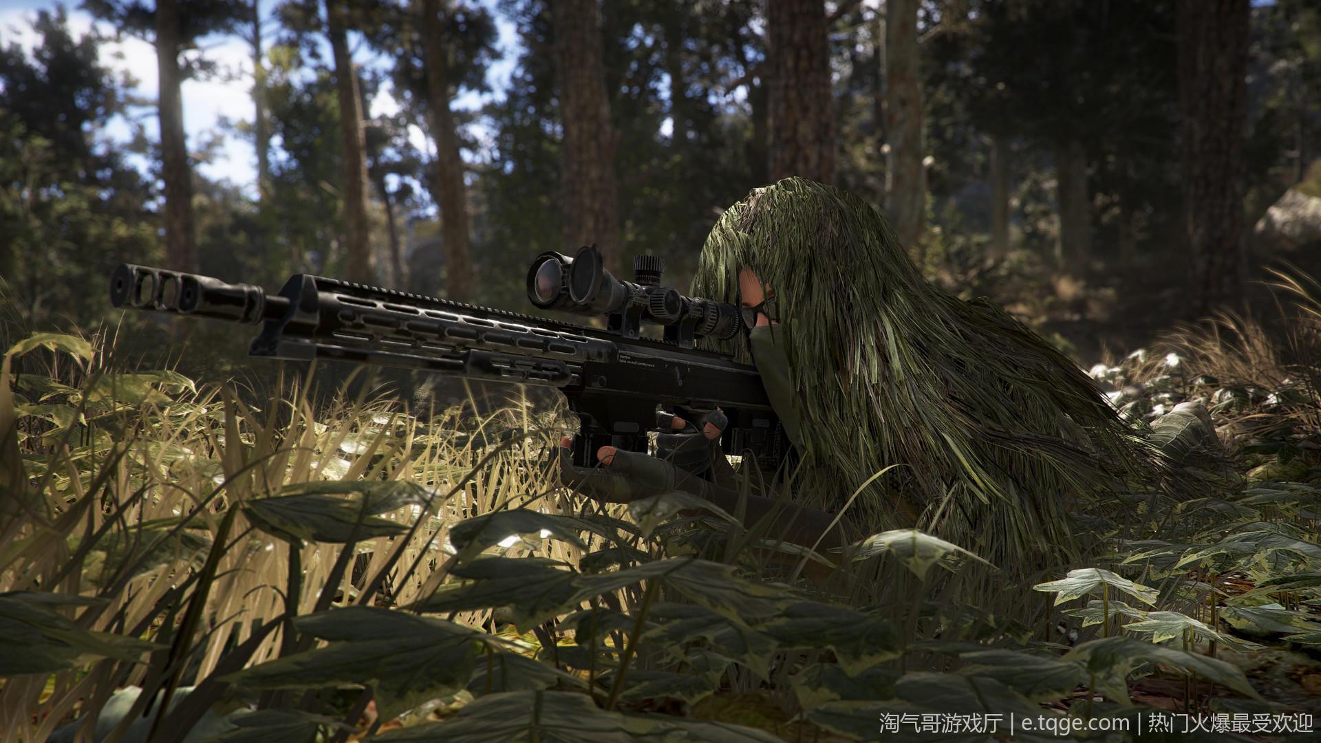 幽灵行动:荒野 射击游戏 第1张