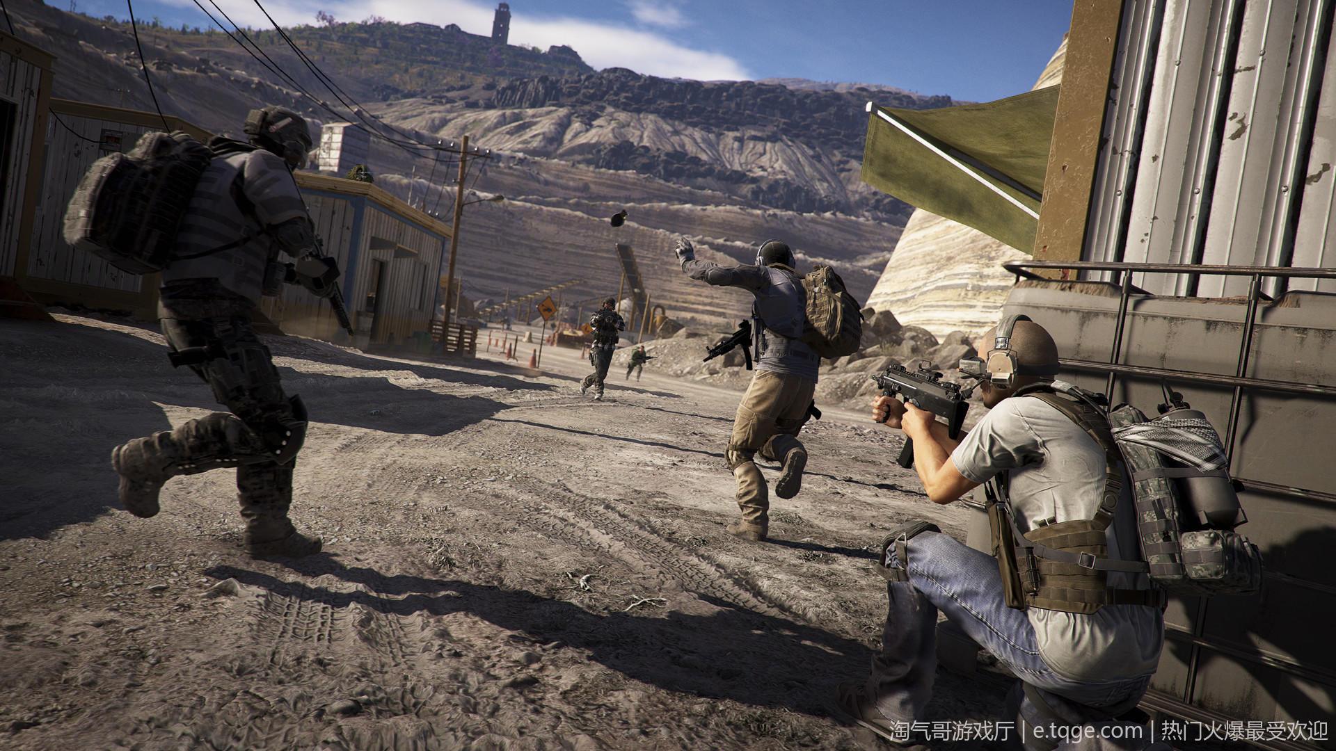 幽灵行动:荒野 射击游戏 第2张