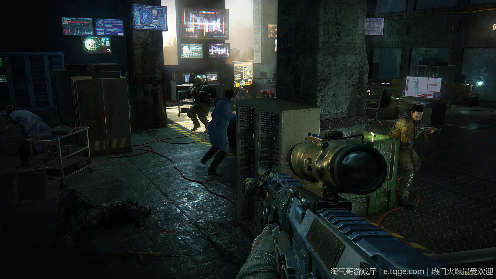 狙击手:幽灵战士3 射击游戏 第4张