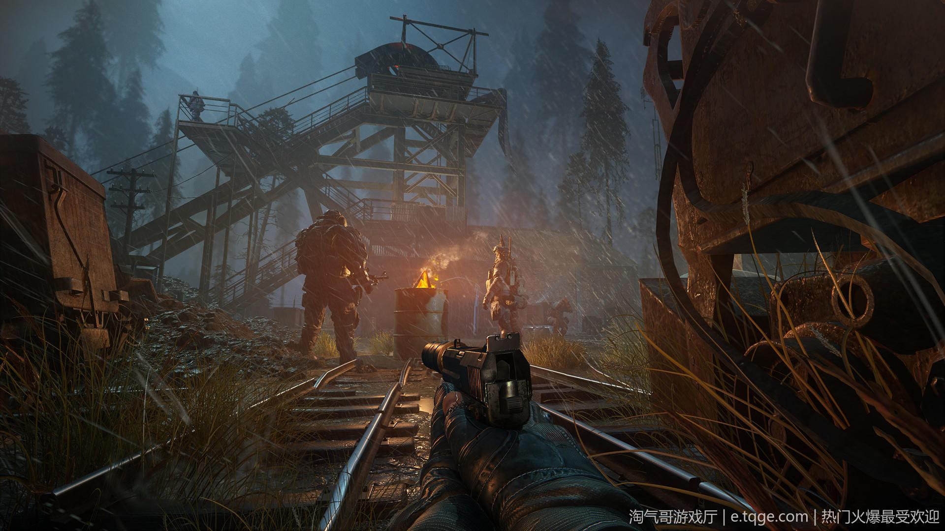 狙击手:幽灵战士3 射击游戏 第3张