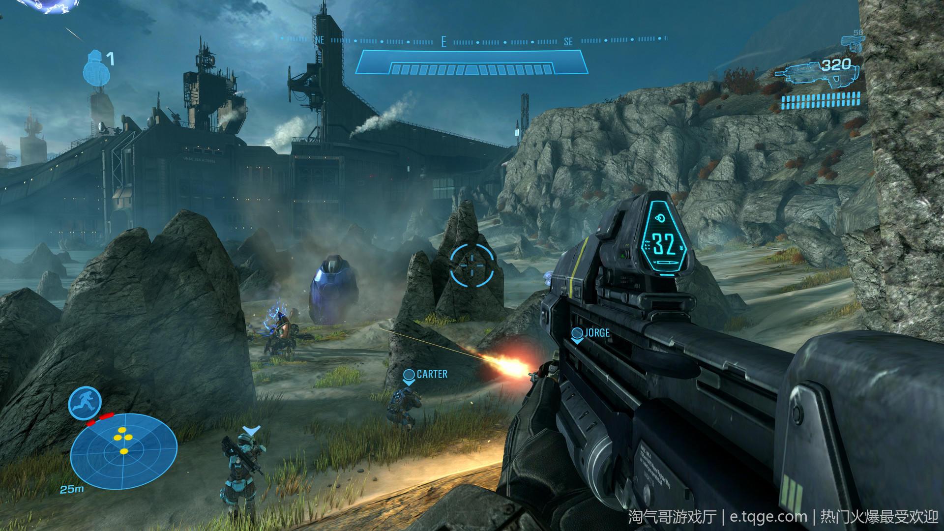光环2:周年版/光环士官长合集 射击游戏 第2张