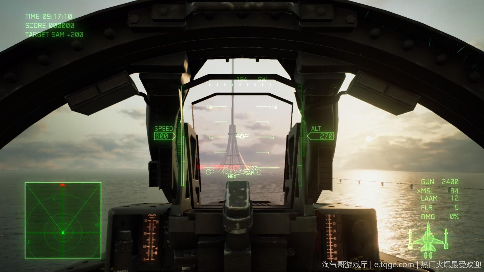 皇牌空战7:未知领域联机版/突击地平线增强版 模拟经营 第1张