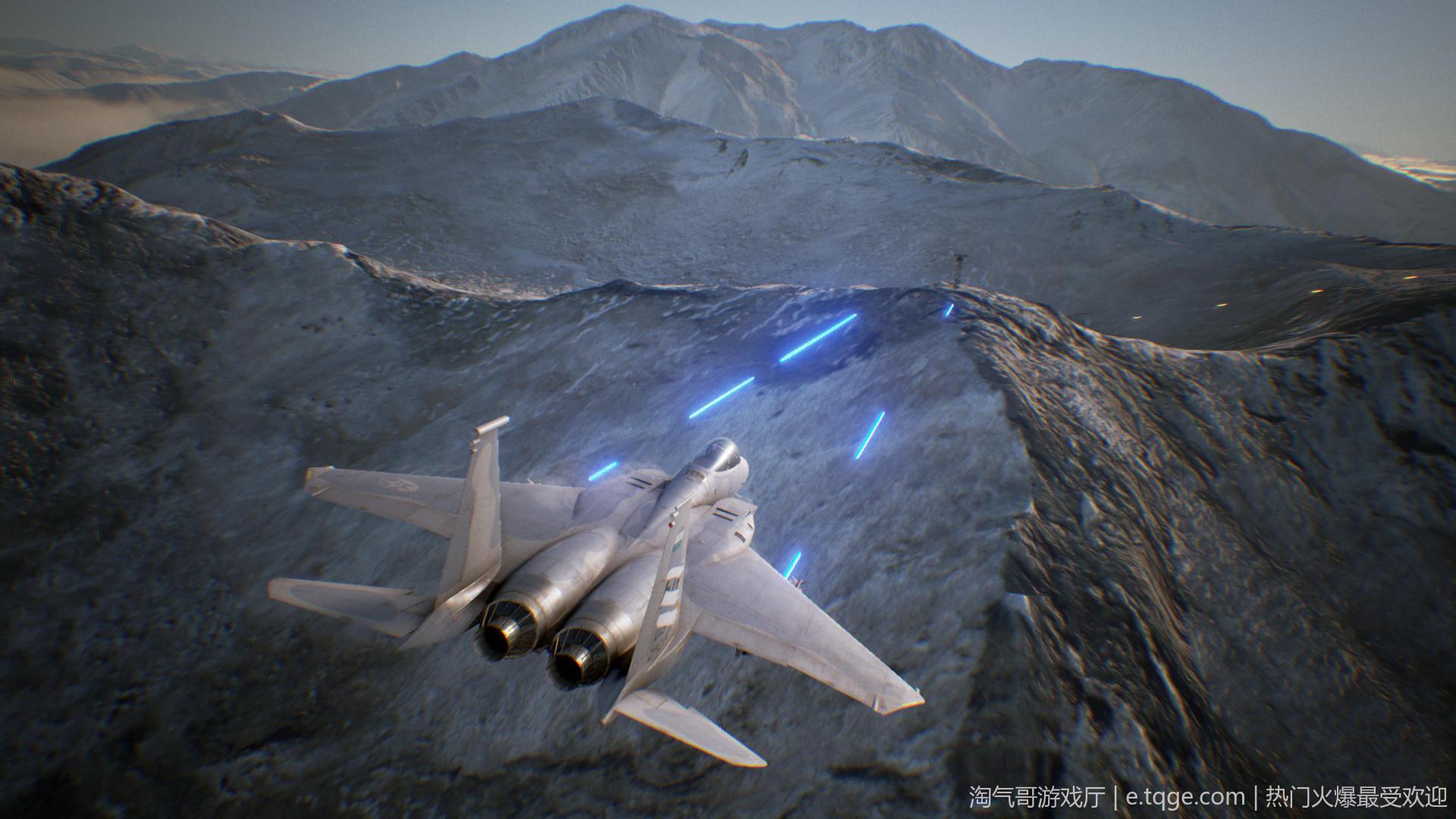 皇牌空战7:未知领域联机版/突击地平线增强版 模拟经营 第4张