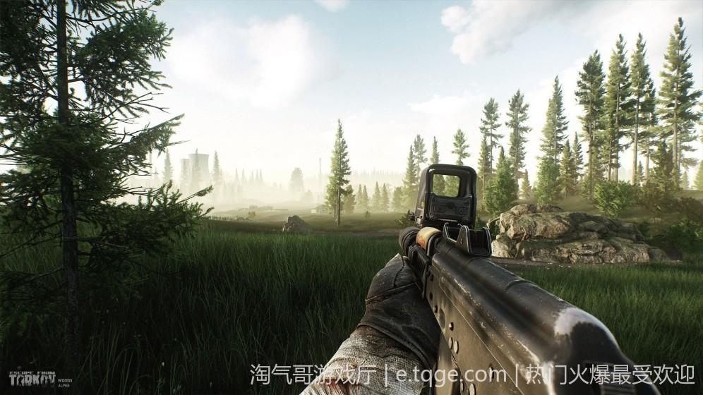 逃离塔科夫 射击游戏 第1张