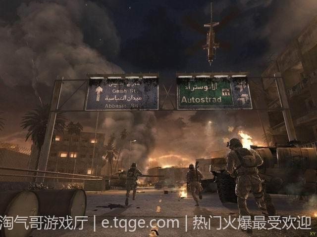 使命召唤4原版/原版使命召唤4:现代战争/COD4原版/使命4 射击游戏 第4张