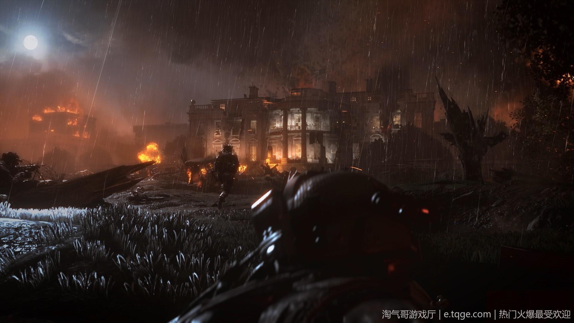 使命召唤6:现代战争2重制版/COD6重制版/使命6重制版 射击游戏 第1张
