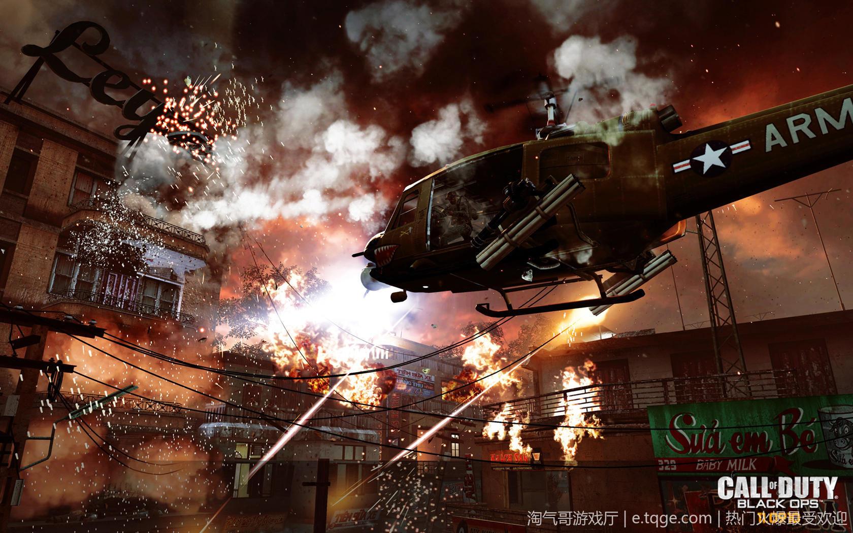使命召唤7/COD7/使命7/使命召唤7:黑色行动 射击游戏 第3张