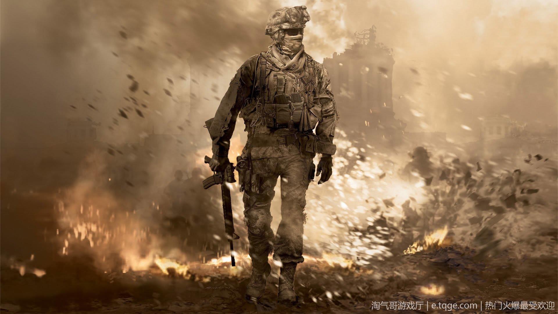 使命召唤8/COD8/使命8/ 使命召唤8:现代战争3 射击游戏 第4张