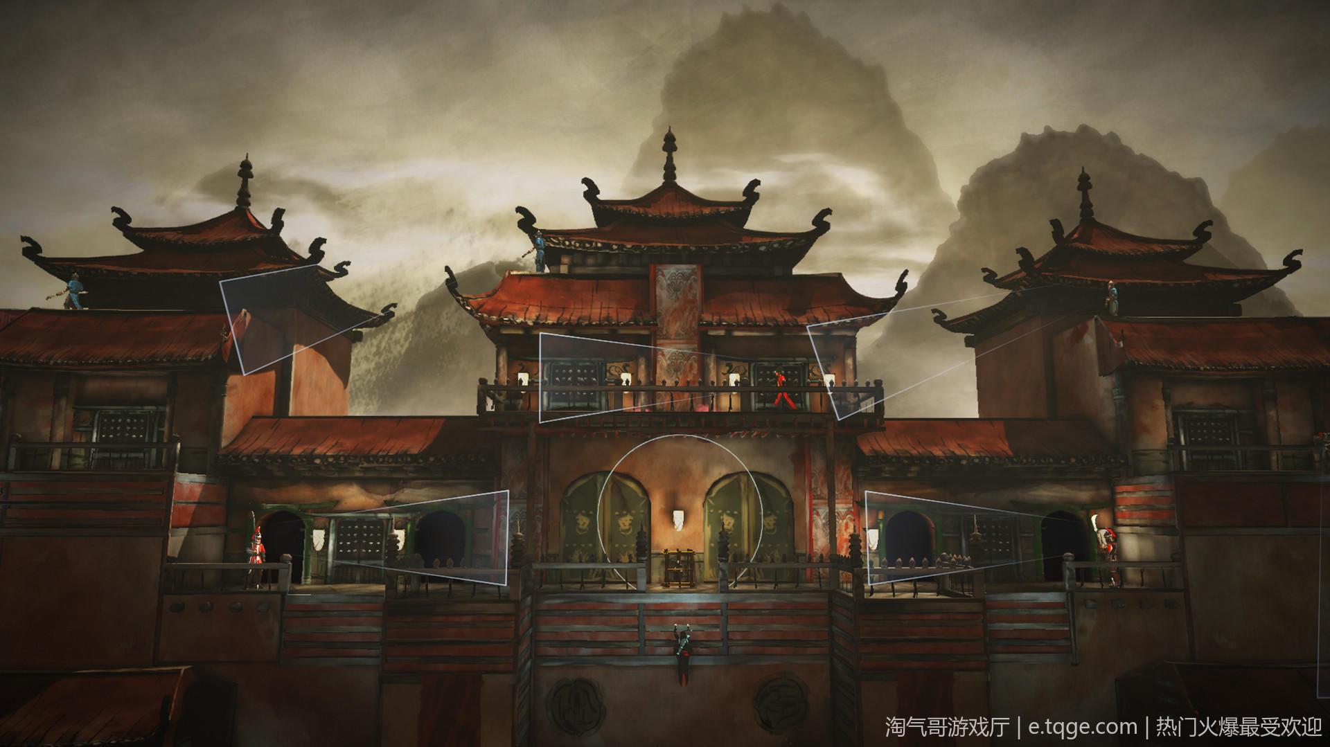刺客信条编年史:中国 动作冒险 第1张
