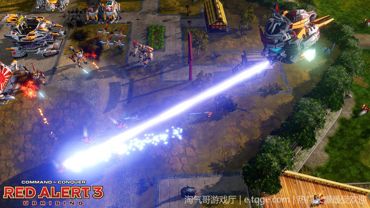 红色警戒3:起义时刻/红警3 热门游戏 第1张