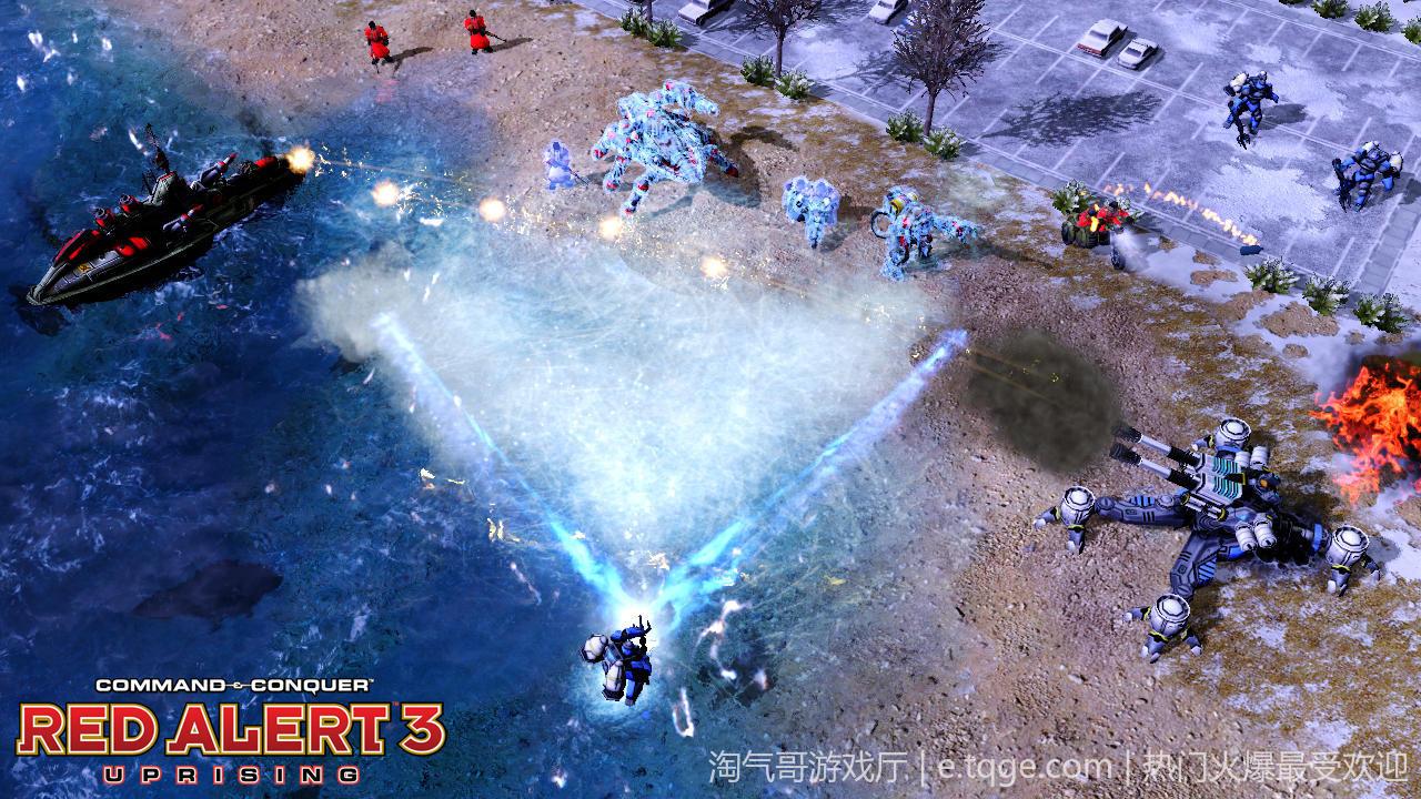 红色警戒3:起义时刻/红警3 热门游戏 第2张
