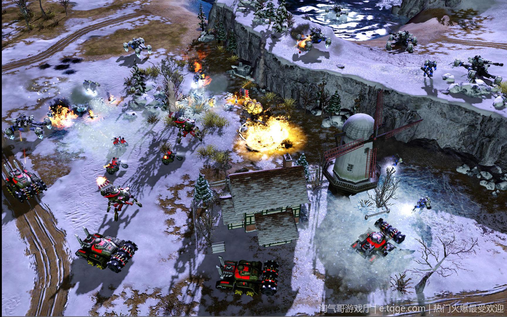 红色警戒3:起义时刻/红警3 热门游戏 第4张