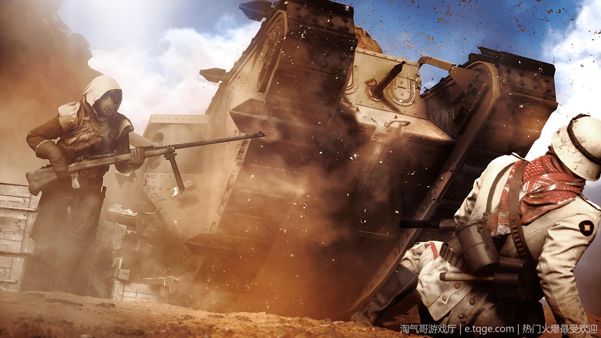 战地1/战地风云1/BF1 射击游戏 第1张