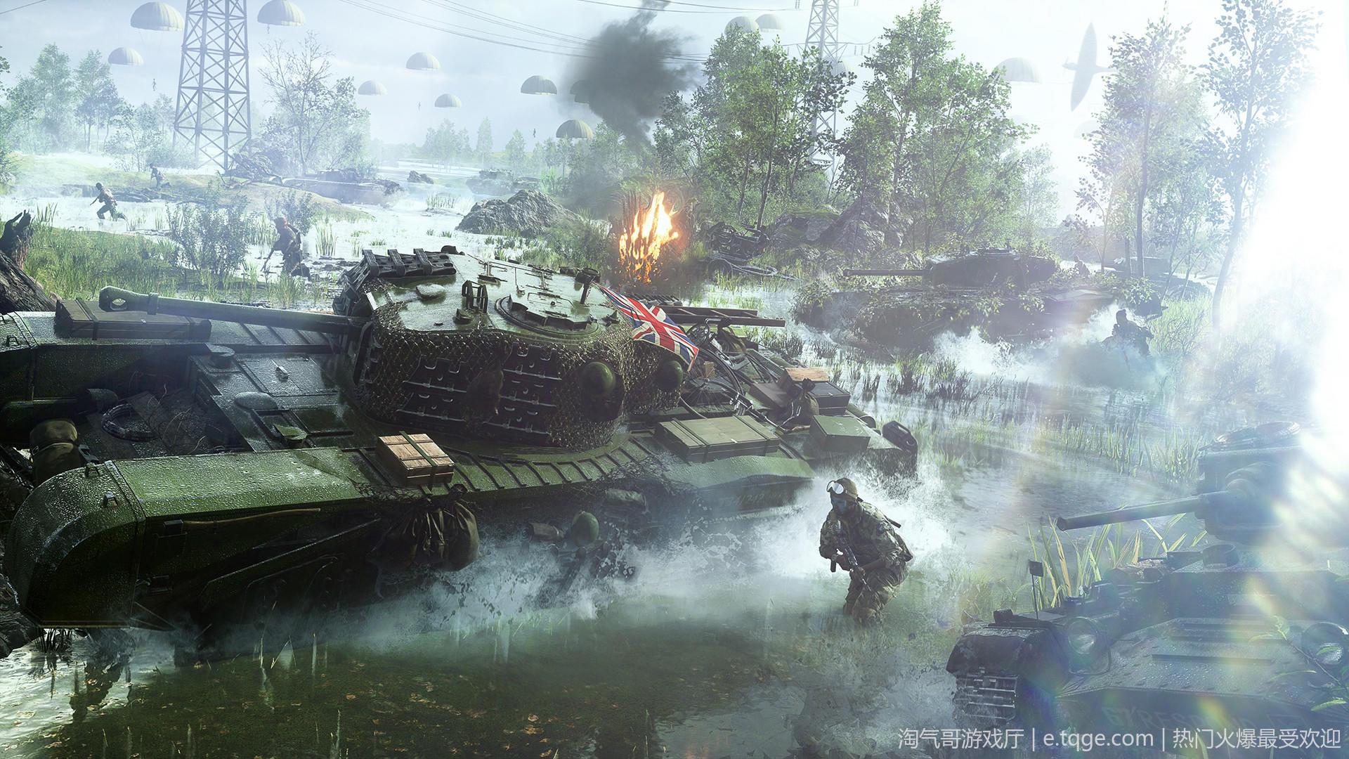 战地5/战地风云5/BF5 射击游戏 第3张
