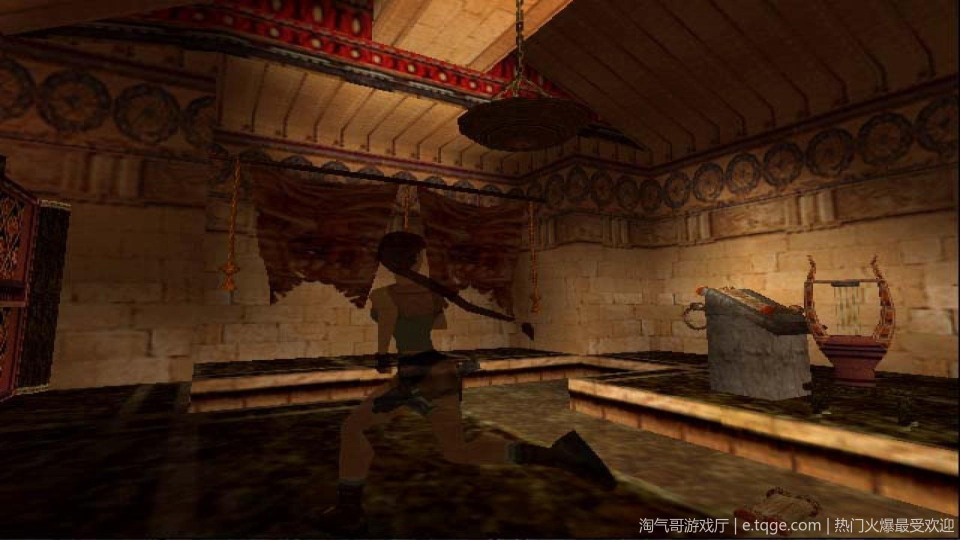 古墓丽影4:最后的启示(英文) 动作冒险 第2张