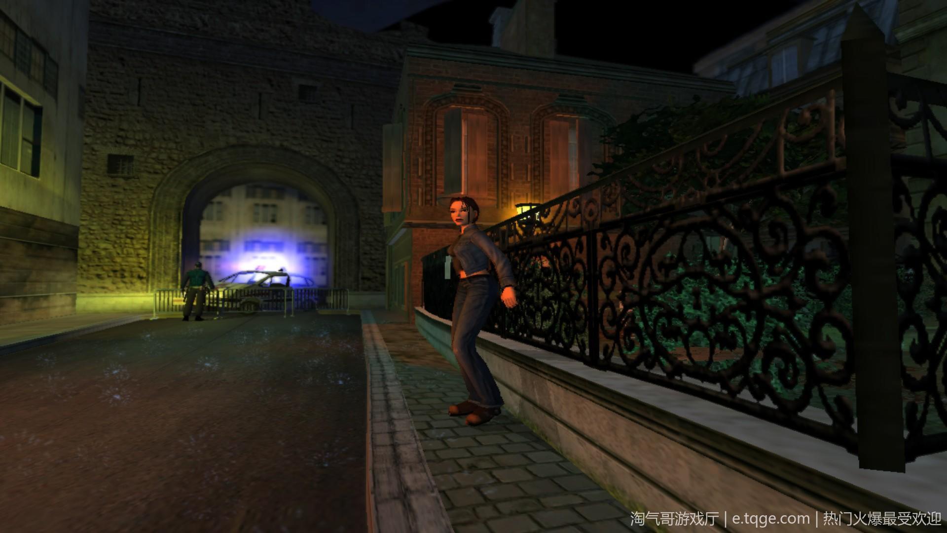 古墓丽影6:黑暗天使 动作冒险 第1张