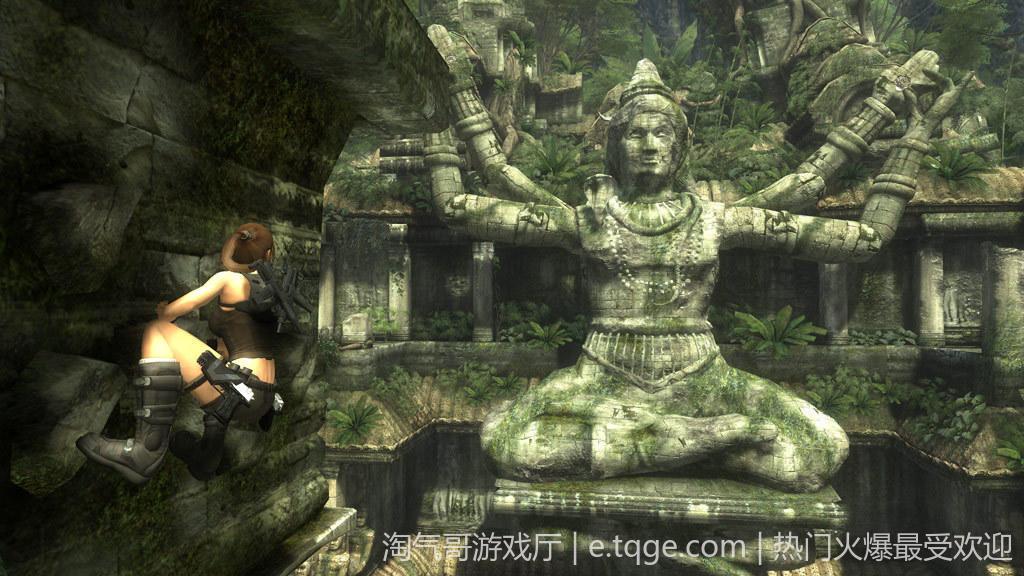 古墓丽影8:地下世界 动作冒险 第4张