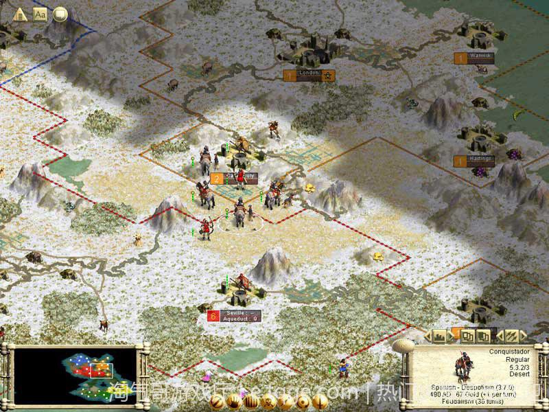 文明3 热门游戏 第2张