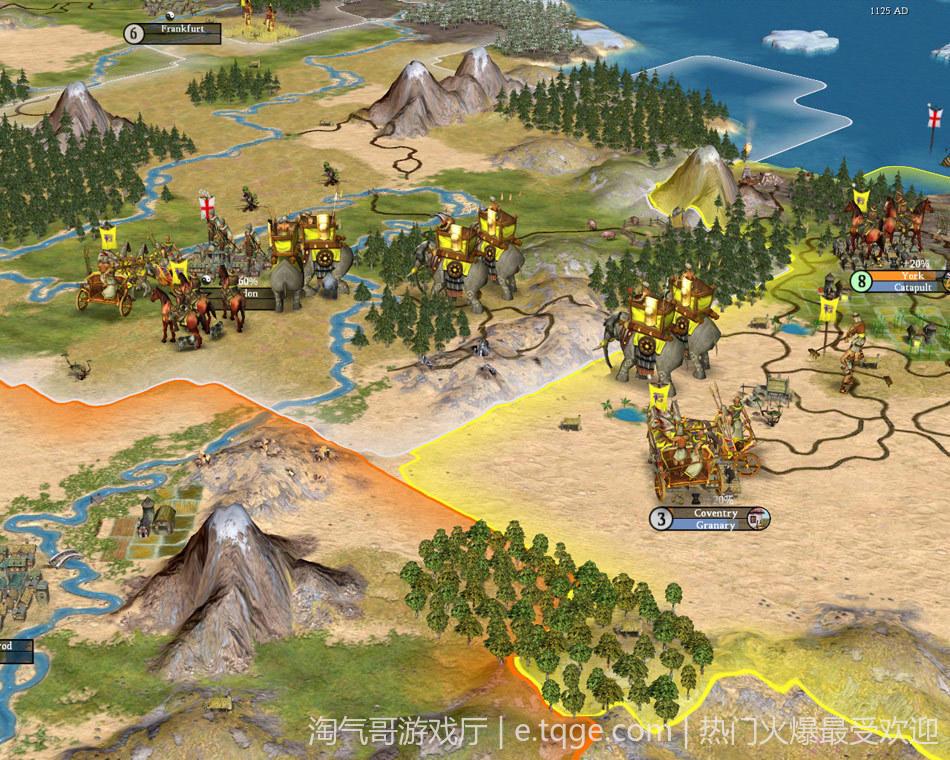 文明4 热门游戏 第3张