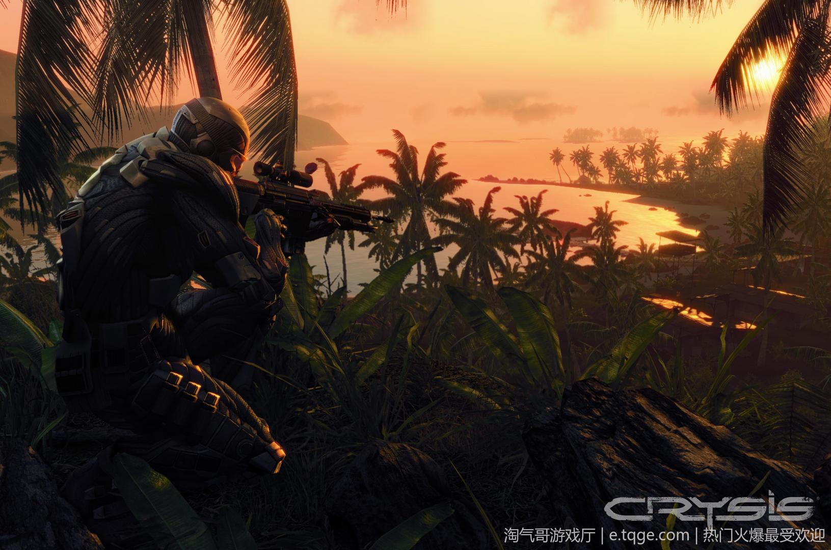 孤岛危机1 射击游戏 第4张