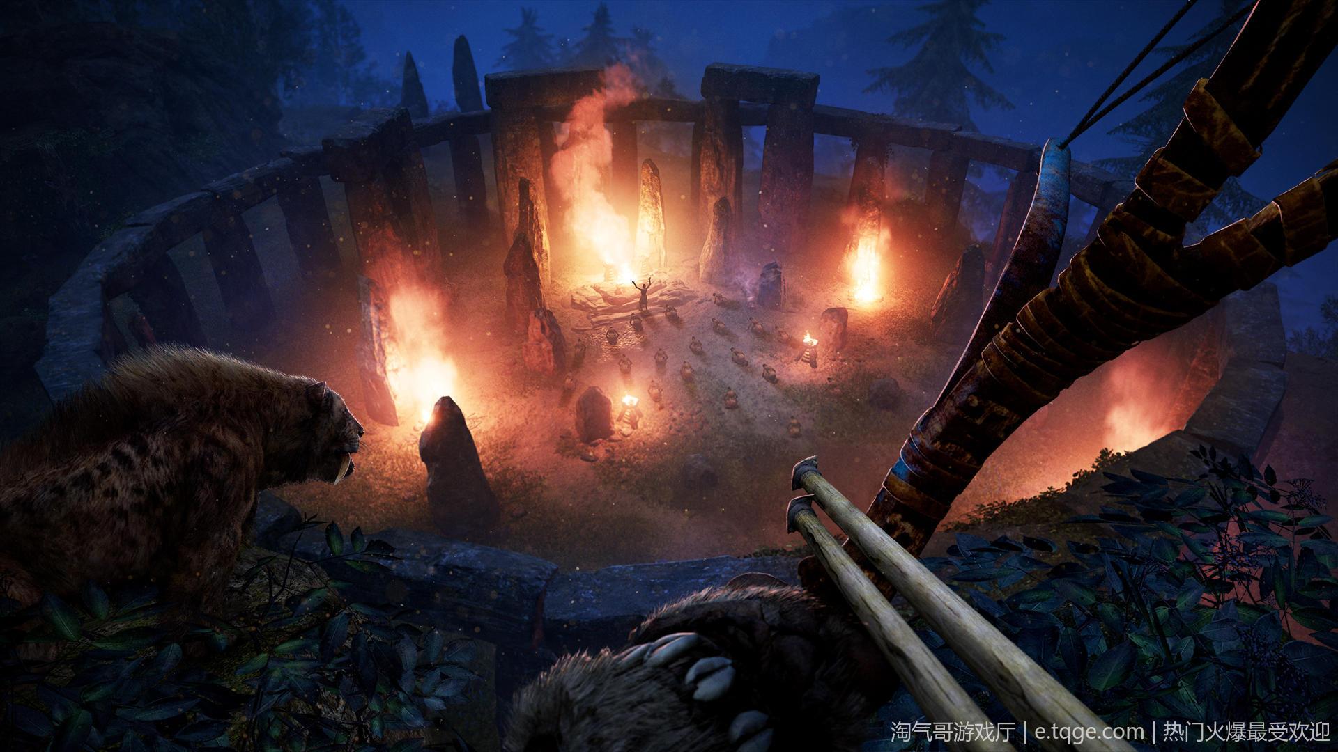 孤岛惊魂5:原始杀戮 射击游戏 第2张