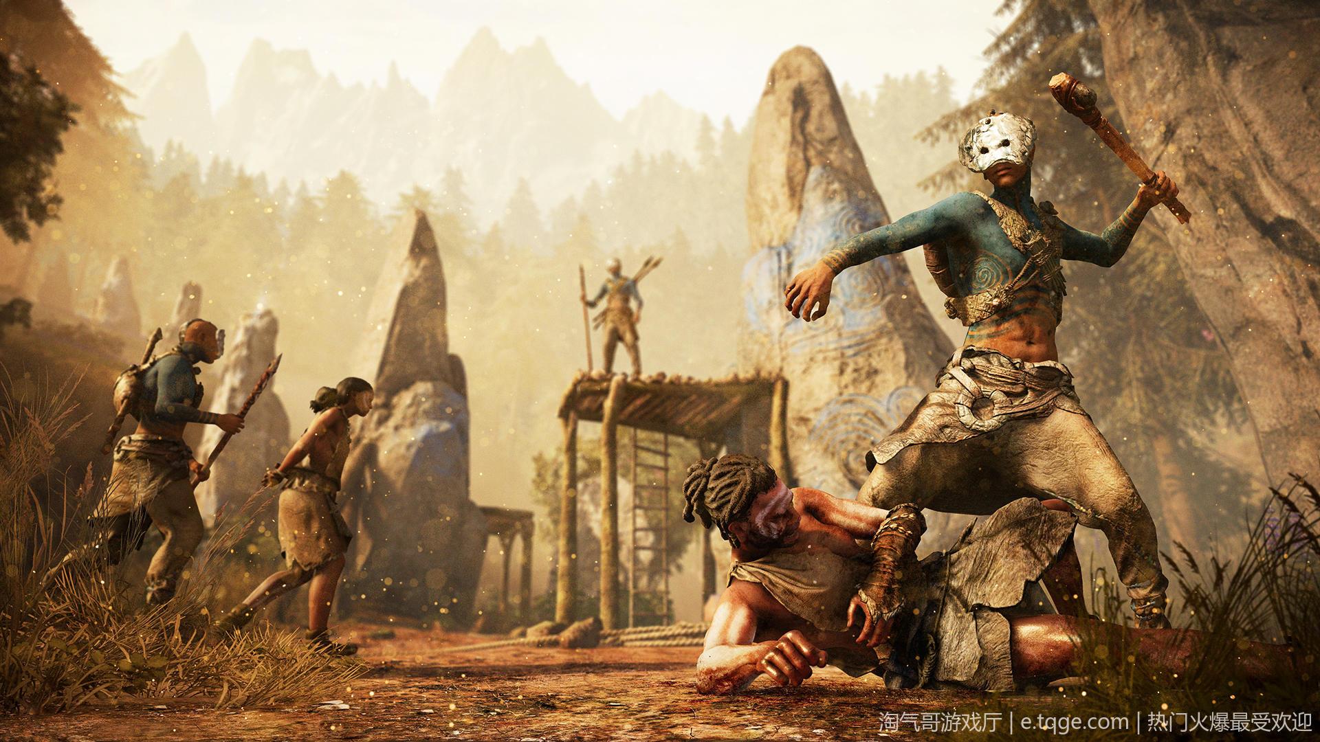 孤岛惊魂5:原始杀戮 射击游戏 第9张
