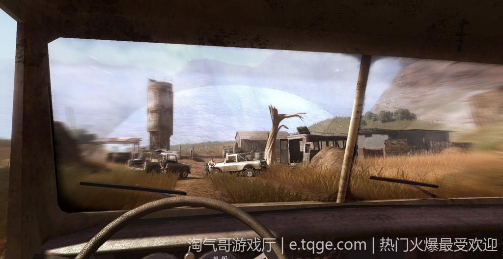 孤岛惊魂2 射击游戏 第1张