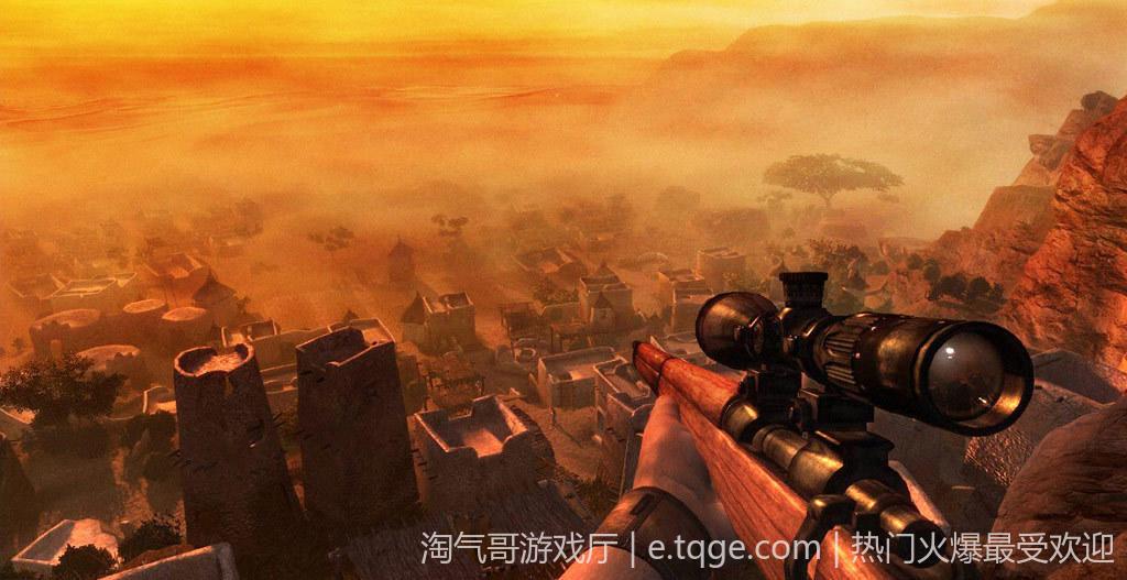 孤岛惊魂2 射击游戏 第6张