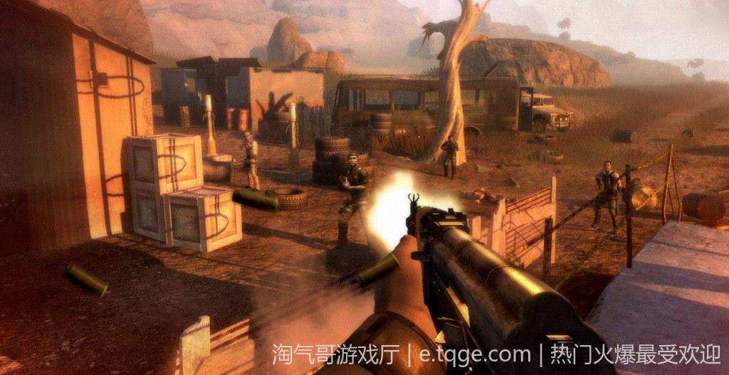 孤岛惊魂2 射击游戏 第12张